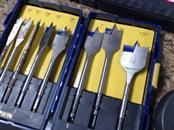 IRWIN TOOLS Drill Bits/Blades WOOD BIT SET